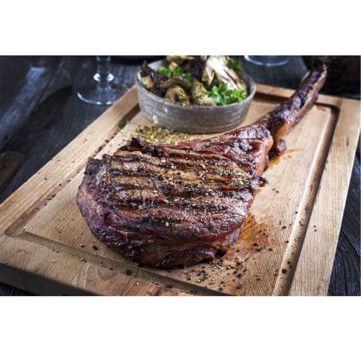 Tomahawk steak Iers ca. 1kg
